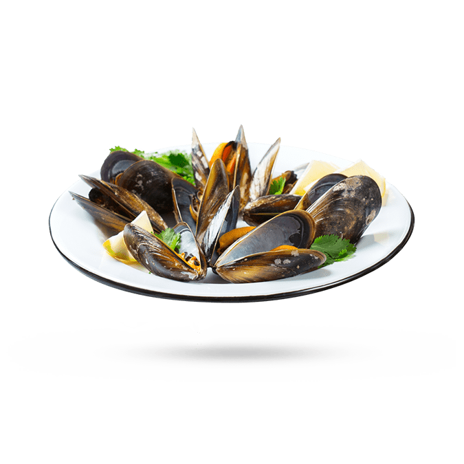 WHALE COVE MUSSELS